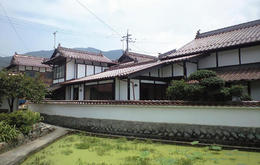 上瀬野南の家