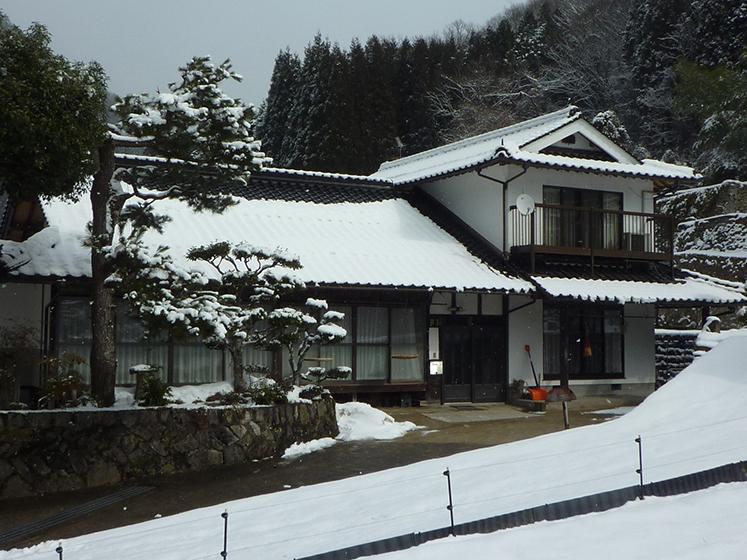 安芸太田町の家