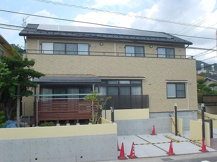 ウチ楽×3<br />リフォームで叶った安心・安全・快適二世帯住宅