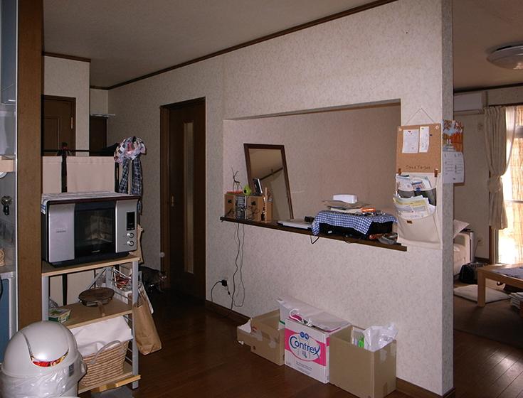 まめごまの家 Before写真2