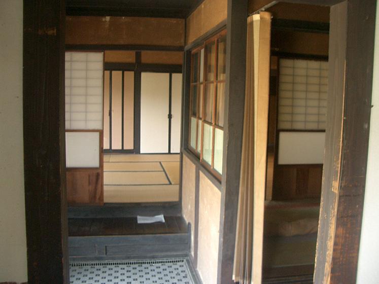 八幡東の家 Before写真1