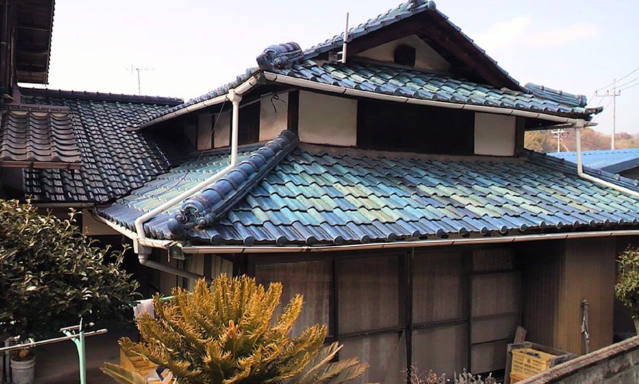瀬戸田の離れ Before写真1