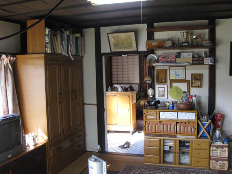 八幡東の家 Before写真2