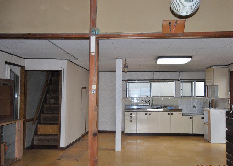世羅の家 Before写真2