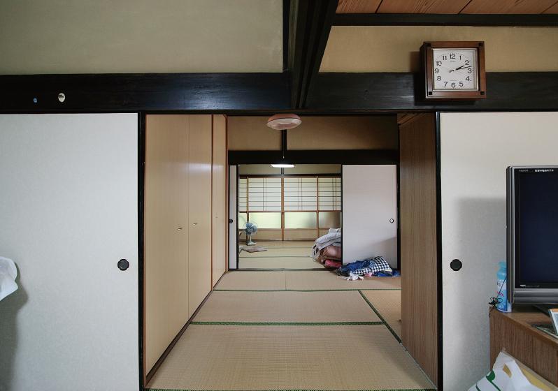 江戸時代末期の古民家再生 Before写真2