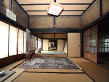 焼山高台の古民家 Before写真1