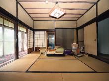 焼山高台の古民家 Before写真2