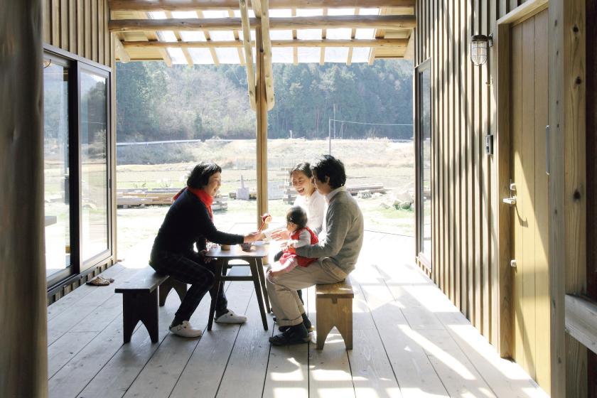 暮しをデザイン「松ヶ原レモンの家」