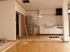 尾道「楽」のある住まい Before写真2