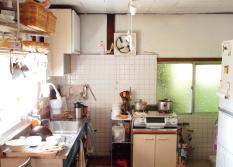 瀬戸内の趣を楽しむ家 Before写真1